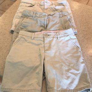 Other - Girls Uniform Shorts Bundle